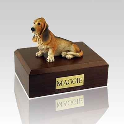 Basset Hound Dog Urns