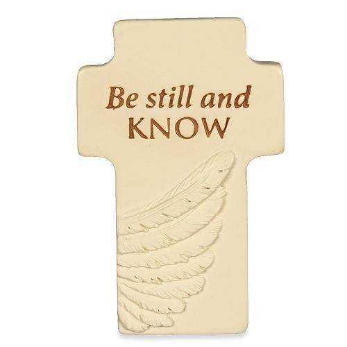 Be Still Comfort Cross Keepsakes