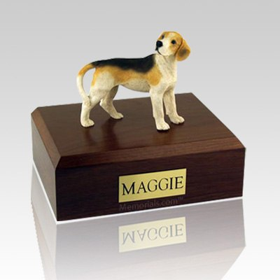 Beagle Standing Dog Urns