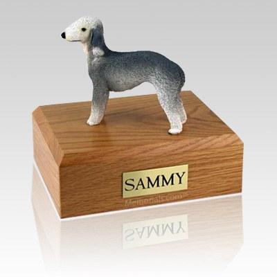 Bedlington Terrier Dog Urns