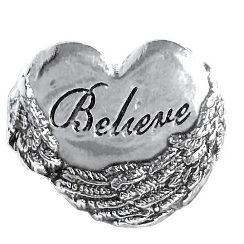 Believe Angel Lapel Pins