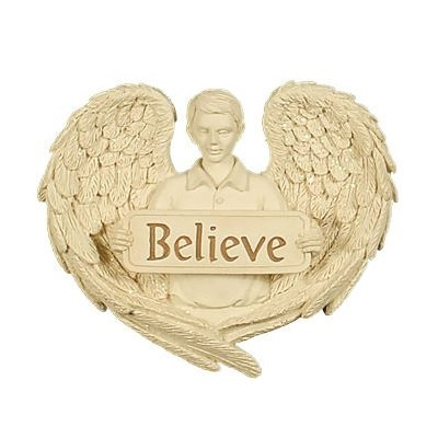Believe Magnet Mini Angel Keepsake