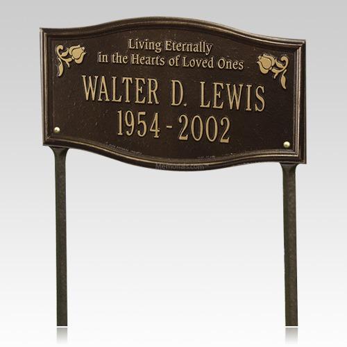 Bethel Lawn Dedication Plaque