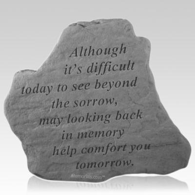 Beyond Sorrow Remembrance Stone