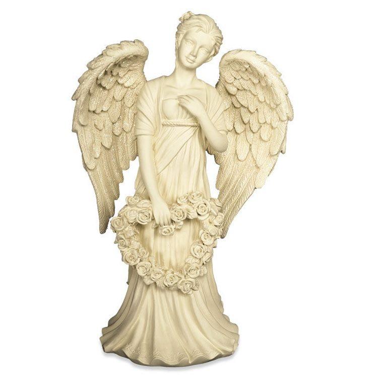 Blissful Heart Home & Garden Angel
