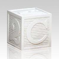 Building Blocks Child Cremation Urn III
