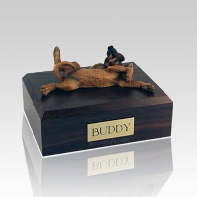 Bloodhound Laying Dog Urns
