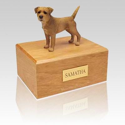 Border Terrier Wheaten Dog Urns