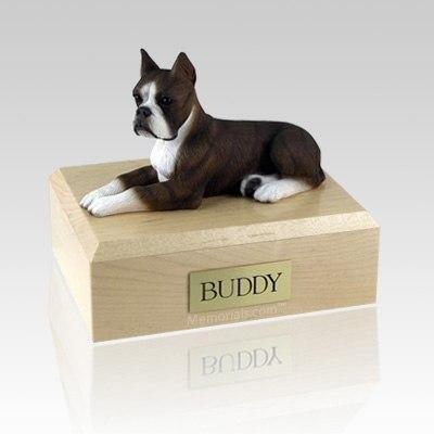 Boxer Brindle Dog Urns