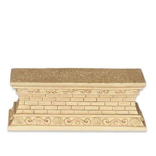 Brickwork Large Figurine Base