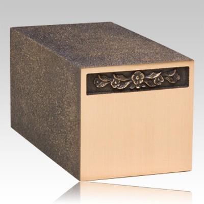 Niche Bronze Cremation Urn