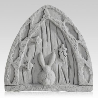 Bunny Memorial Stone