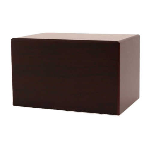 Cherry Eternity Medium Wood Urn