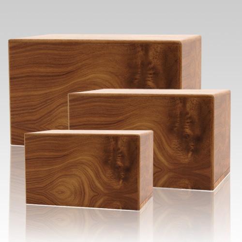 Natural Pet Eternity Wood Urns