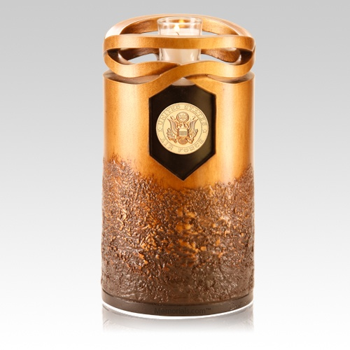 Infinity Air Force Cremation Urn