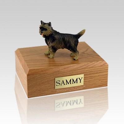 Cairn Terrier Brindle Dog Urns