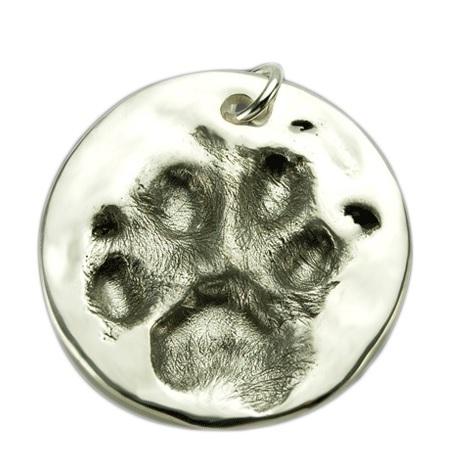 Cat Paw Print Keeepsakes