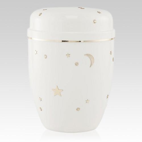Celestial Child Cremation Urn