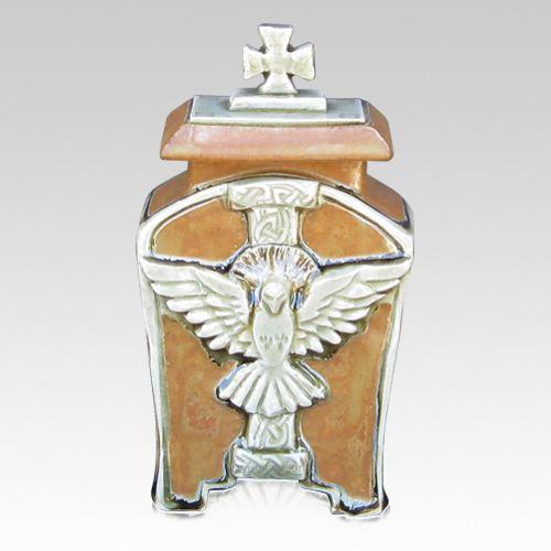 Celtic Spirit Pet Cremation Urn