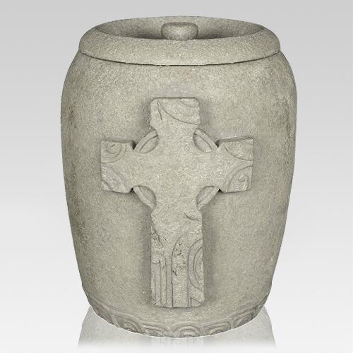 Celts Cross Cremation Urn