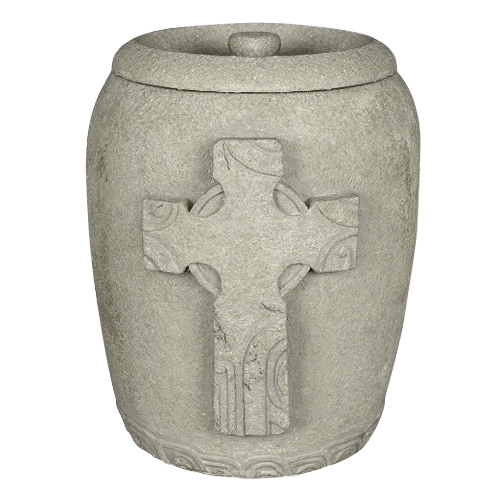 Celts Cross Cremation Urn