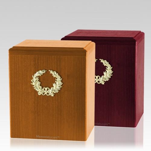 Champion Wreath Cremation Urns