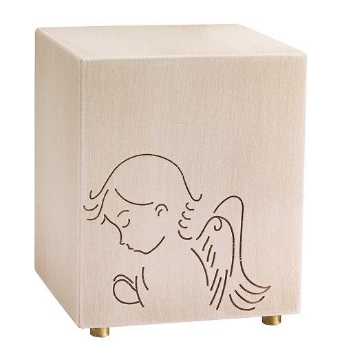 Cherubino Child Cremation Urn