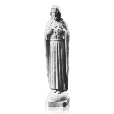 Christ The Lord In Us Marble Statues
