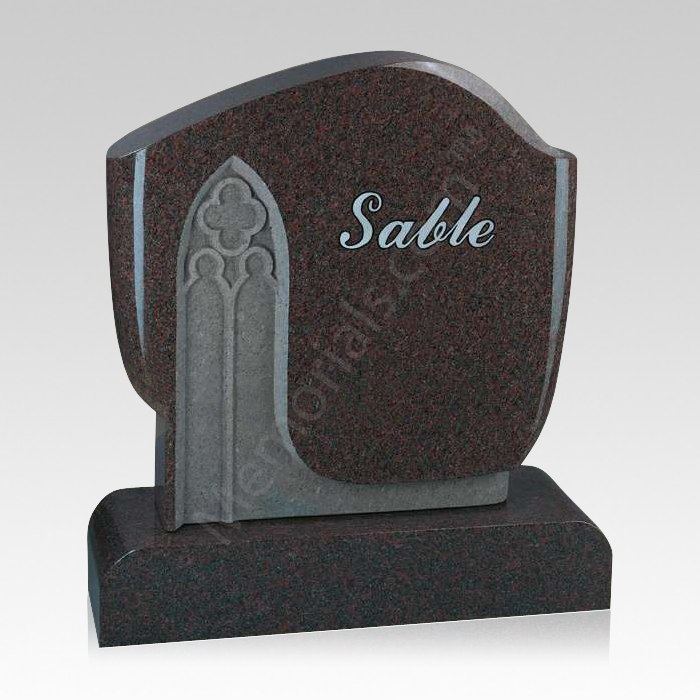 Church Memorial Cemetery Headstone