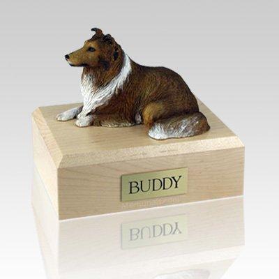 Collie Sable Dog Urns