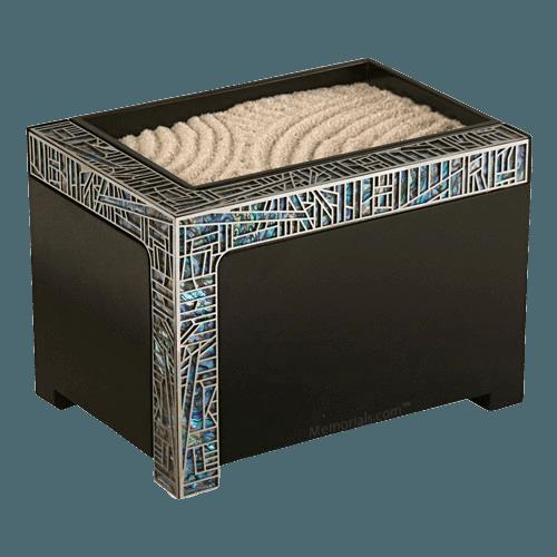 Sand Artistic Cremation Urn
