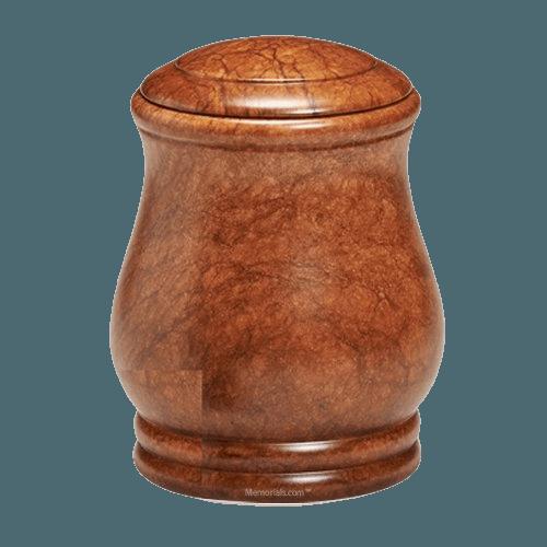 Comet Stone Cremation Urn