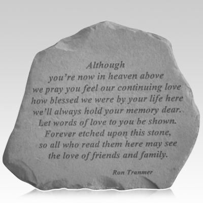 Continuing Love Remembrance Stone