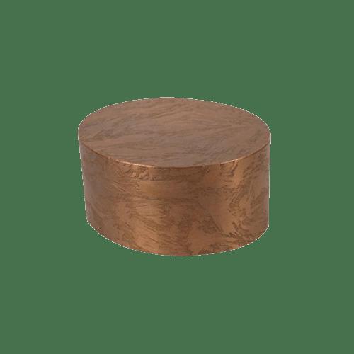 Copper Child Cremation Urn