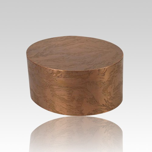 Copper Youth Cremation Urn