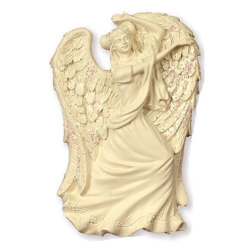 Courage Magnet Mini Angel Keepsake