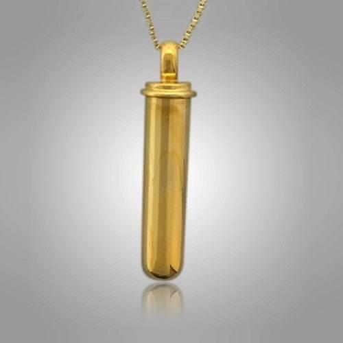 Cylinder Cremation Jewelry II