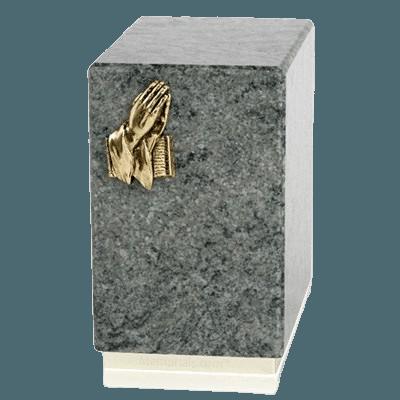 Dignity Vert Jade Marble Cremation Urn