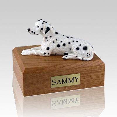Dalmatian Dog Urns