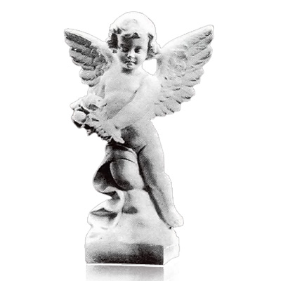 Dancing Angel Large Marble Statues