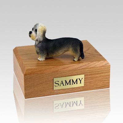 Dandie Dinmont Terrier Dog Urns