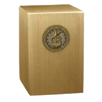 Dignity Air Force Cremation Urn