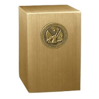 Dignity Army Cremation Urn