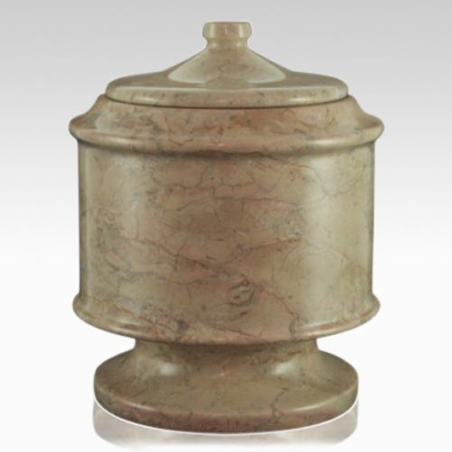 Dignity Marble Pet Cremation Urn