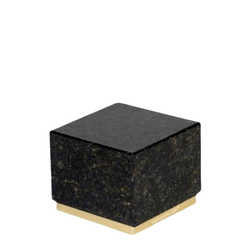 Dignity Verde Granite Medium Urn