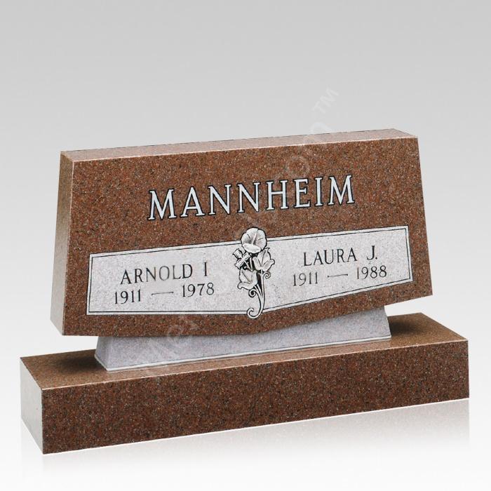 Distinction Grave Headstone