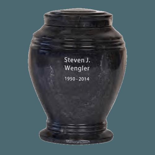 Dorian Marble Cremation Urn