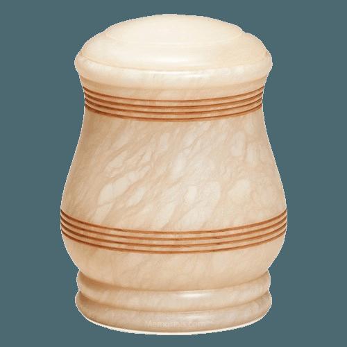 Doric Stone Cremation Urn