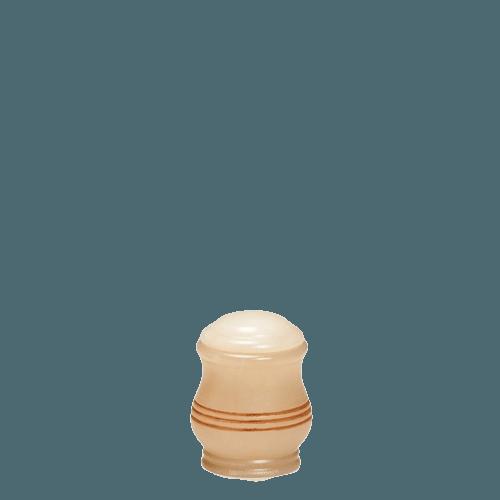 Doric Stone Keepsake Urn