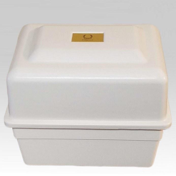 Double Cremation Urn Vault